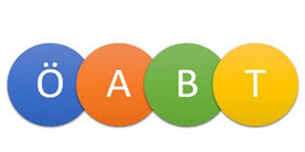 Öğretmenlik Alan Bilgisi Testi ( ÖABT )